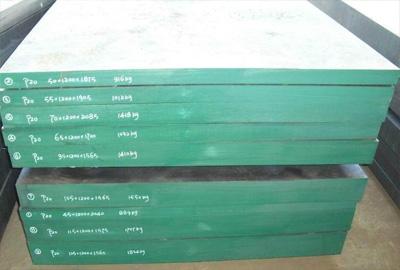 Mat.No. 1.2311, DIN 40CrMnMo7, AISI Approx. P20