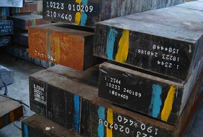 Mat.No. 1.2344, DIN X40CrMoV51, AISI H13